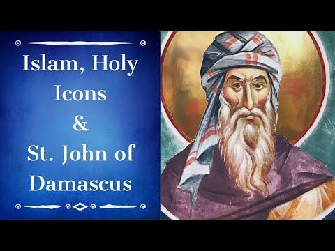 Islam, Holy Icons & St. John Of Damascus