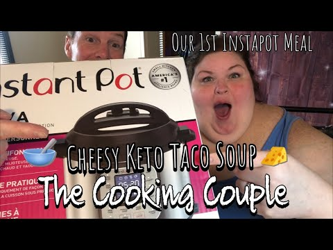 Instant Pot Recipe Taco Soup