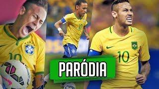 ♫ TOCA A BOLA NEYMAR | Paródia Neymar Jr | PSG | Cavani | Barcelona | Messi  ‹ RALPH +10 ›