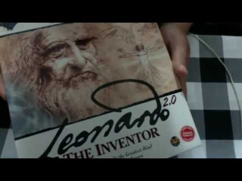 Leonardo: The Inventor 2.0 (Unboxing and Gameplay)