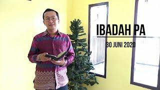 Ibadah PA 30 Juni 2020 - GKJW Jemaat Mojosari
