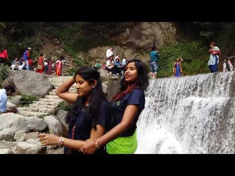Sikkim-Gangtok, Banjhakri Falls