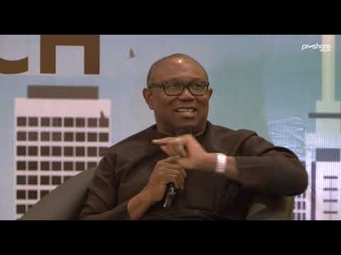 Atiku Shares Getting Nigeria's Economy Working Plan with Lagos Business Community