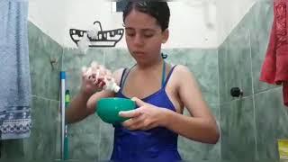 Minha Rotina No Banho ! 🚿