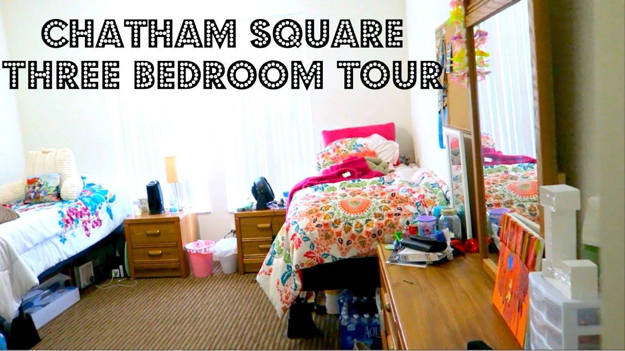 Chatham Square Apartment Tour ºoº Disney College Program