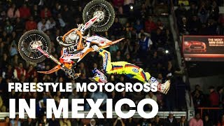 Red Bull: Freestyle Motocross Progression in Mexico - Red Bull X-Fighters 2015