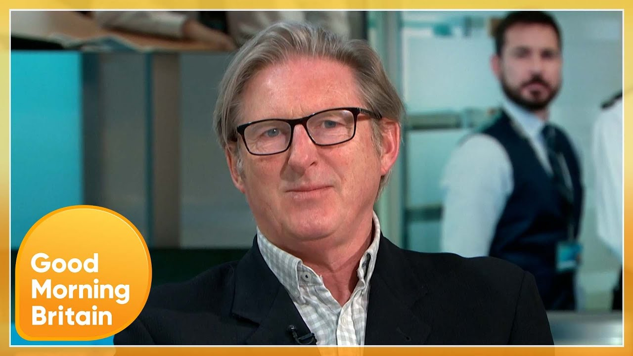 Download Line of Duty's Adrian Dunbar Reveals HUGE Clue About Kate Fleming's Fate & H's Identity   GMB