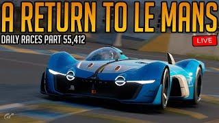 Gran Turismo Sport: Return to Le Mans | Daily Races Part 55,412