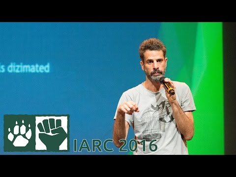 George Guimaraes - Animal rescue in Brazil`s largest enviro disaster (IARC 2016)