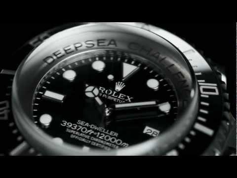 Rolex DEEPSEA Challenge TV Spot