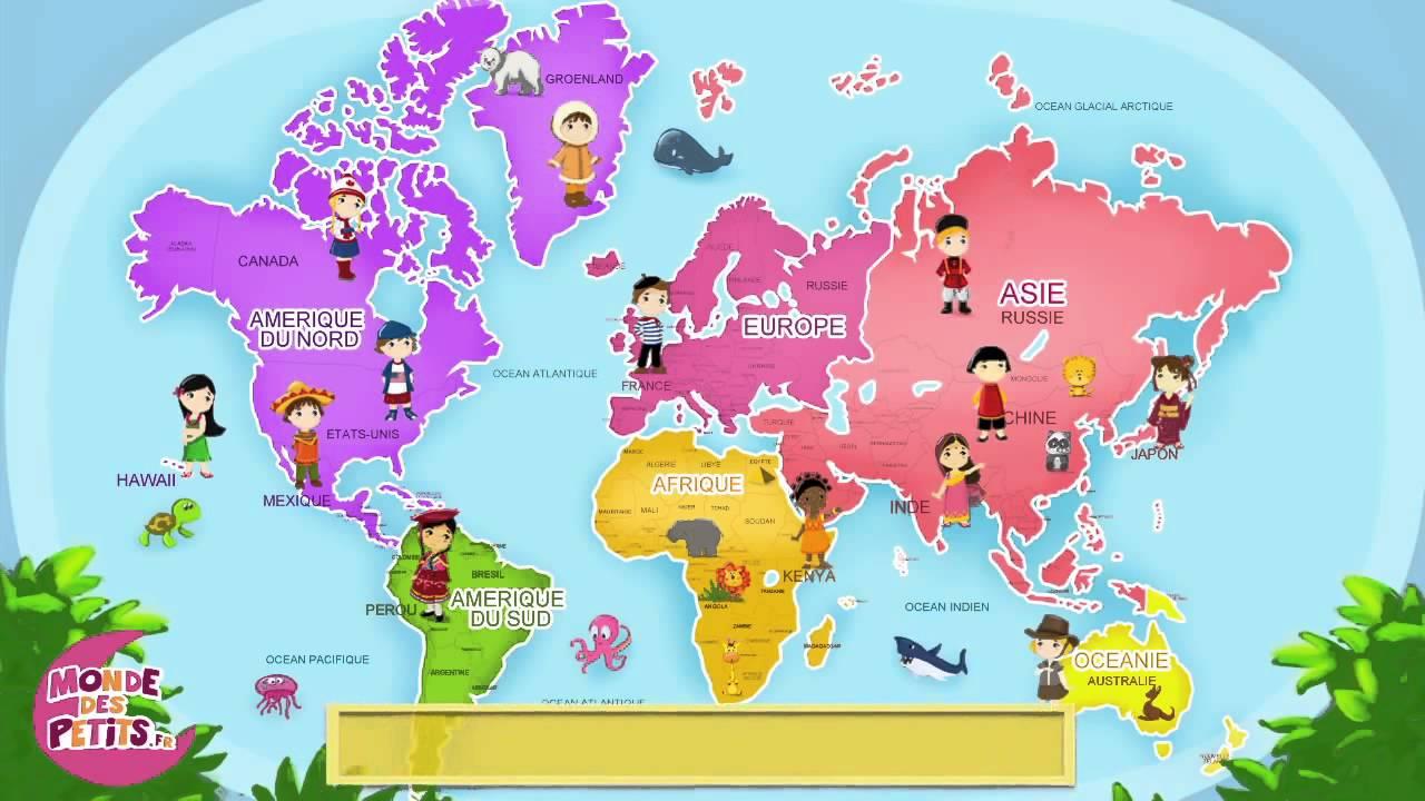 Apprendre les pays du monde et leurs drapeaux youtube for Les magasins du monde