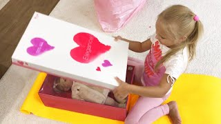 Алиса едет на ТРЕНИРОВКУ!!! Новая кукла с запахом как Реборн / Мими Лисса