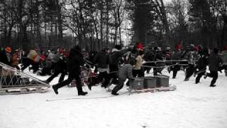 Klondike Derby Sled Race