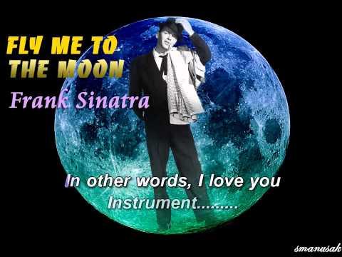 Fly Me To The Moon Karaoke Frank Sinatra