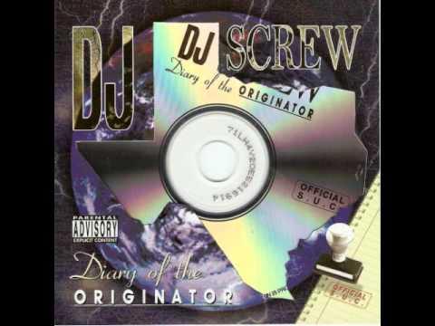 DJ Screw - B-Legit - Ghetto Smile