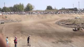 ІV Этап Чемпионата по автокроссу 2013года! Винница ЗАЗ 965 открывает соревнования!