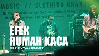 [HD] Efek Rumah Kaca - Sebelah Mata (Live at SHOWCASE Yogyakarta, Februari 2016)