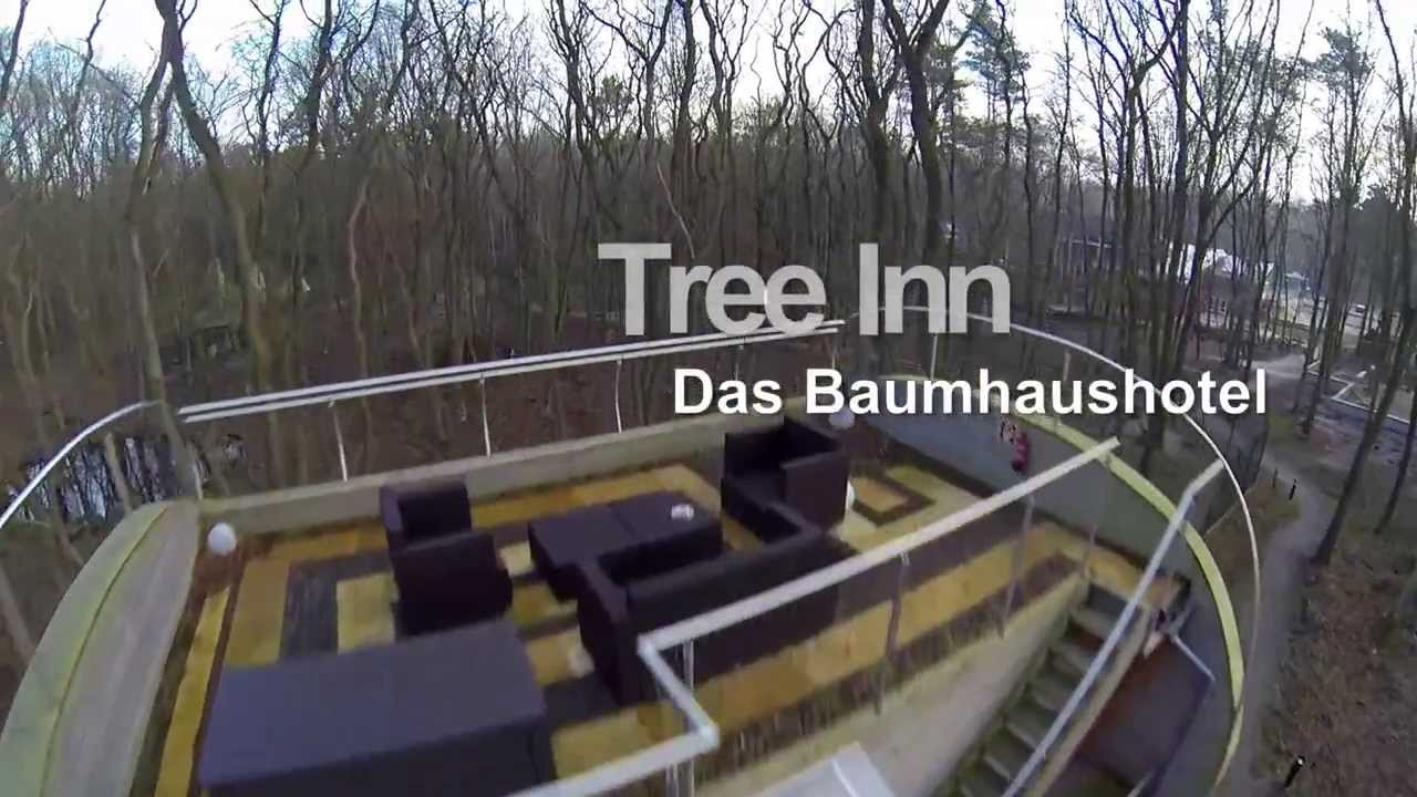 Tree Inn - Das Baumhaushotel - YouTube