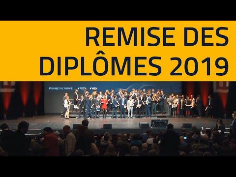 Remise des diplômes 2019 - Centrale Nantes