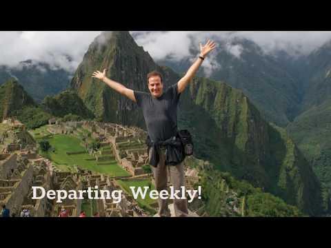 Visit Machu Picchu