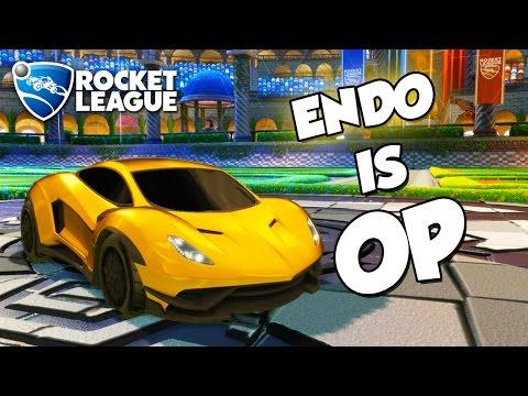 endo rocket league how to get