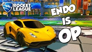 Endo is OP | Rocket League Montage