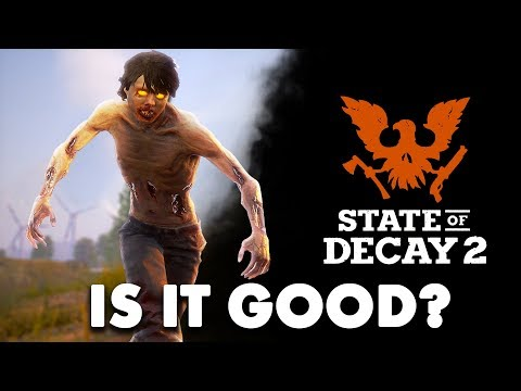 State Of Decay 2 Review - Is It Good?