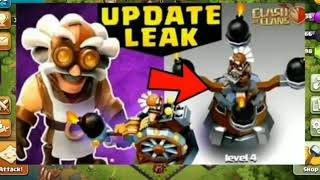 Clash of Clans (COC) Christmas|Big Winter Update 2017| New Troop|New Defence and Many More!