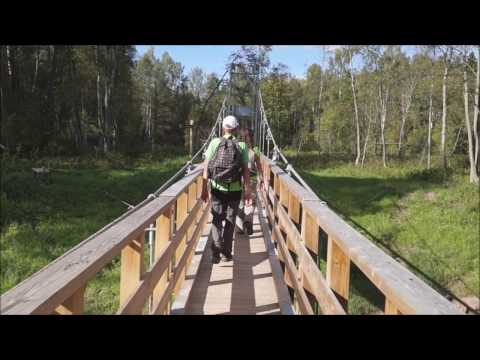 Outdoor activities Latvia. Active tourism in Latvia.