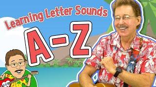 Learning Letter Sounds A-Z   Jack Hartmann   Jan Richardson's Alphabet Chart