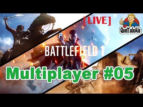 Battlefield 1 - Gameplay ITA - Multiplayer #05