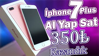 İphone 7 Plus Al Yap Sat