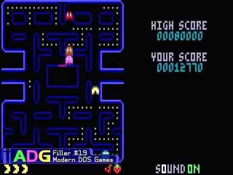 ADG Filler #19 - Modern DOS Games