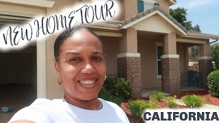 EMPTY HOUSE TOUR!!! BUYING IN CALIFORNIA