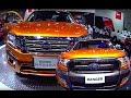 Ford Ranger 2015, 2016 VS Nissan Navara 2015 , 2016