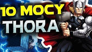 10 MOCY THORA - Komiksowe Ciekawostki
