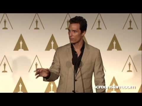 Matthew McConaughey: Oscar Nominee...