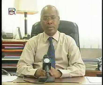 Radio and TV Djibouti - Journal en Somali mar 14, 2007