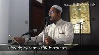 Ust. Farhan Abu Furaihan, Konsekuensi perolok sunnah nabi