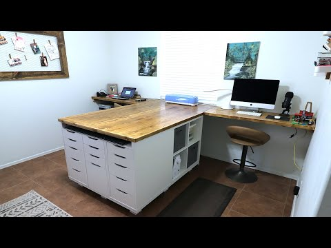 ultimate-crafting-table/desk!-ikea-office-storage