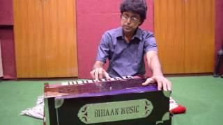 artist review of bihaan music 9 scale changer harmonium