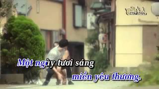 Karaoke Lời yêu đó   HKT Full Beat chuẩn   YouTube