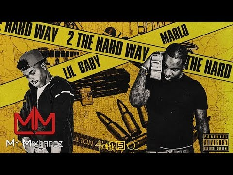 Lil Baby x Marlo - Time After Time (Ft Tk Kravitz) [2 The Hard Way]