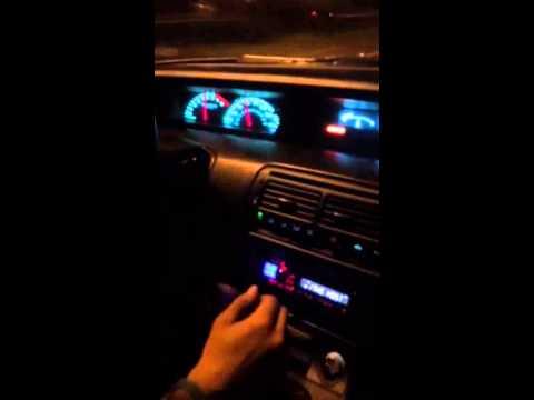 96 Honda Prelude SI take off onto highway