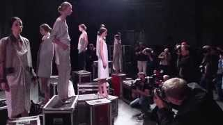 DAWID TOMASZEWSKI S/S 2015 11th FashionPhilosophy Fashion Week Poland Thumbnail