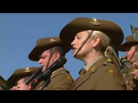 Liz Cherry sings the National Anthems of France & Australia