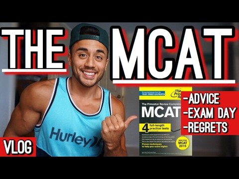 MY MCAT EXPERIENCE | Advice, Exam Experience, and Regrets of a 1st year Med Student