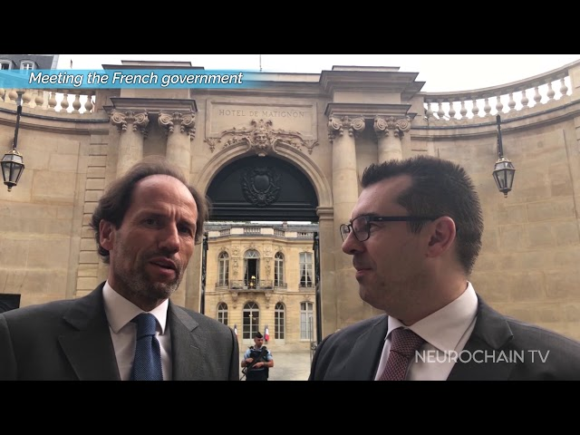 What is the future of NeuroChain? Further discussions with the French Government