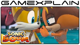 Sonic Boom: Shattered Crystal Behind-the-Scenes Trailer