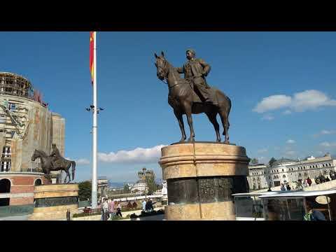 eupribeag.com (MK) R. Macedonia's capital-Skopje, teaser